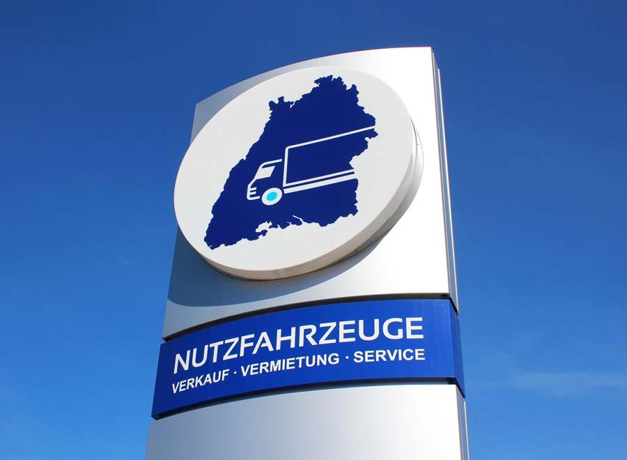 Nutzfahrzeug Center Südwest